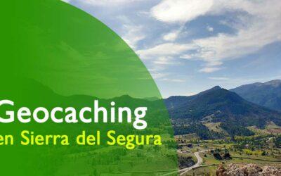 Geocaching en la Sierra del Segura