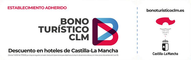Bono turístico Clm - Ofertas y Descuento en Alojamiento rural y Camping en Castilla La Mancha